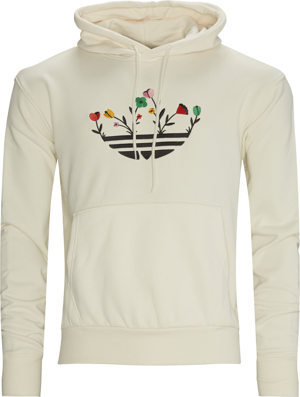Sweatshirts - Regular fit - Vit